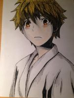 Yukine by Ask-Juka