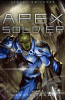 Apex Soldier book cover commission by BrianFajardo