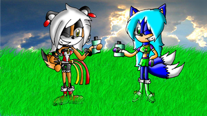:CE: Stay Fresh by Sonic-makes-me-smile