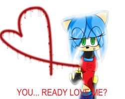 You ready love me? -anime- by ADSanika