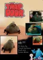 The Trap Door: Drutt by Tabon