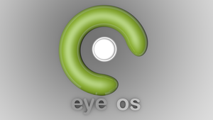 EyeOS Wallpaper by KoRnyKattos