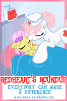 EQD NATG II - DAY 21: Redheart's Roundup by Sunfur