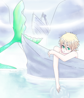 APH - Mermaid by Mi-chan4649