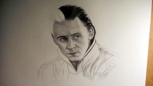 Loki 4- WIP by GeeFreak