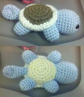 Squirtle Teenie Beanie by TheHarley