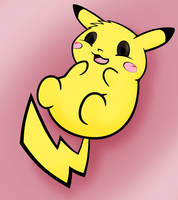 At last, the baby pikachu of doom is here! by ThePortuguesePlayer