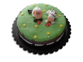 Little Farm cake by akr1