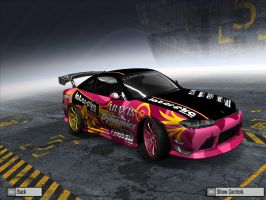 Later Fire S15 - NFSPS_01 by OrganicZero