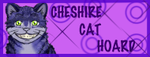 Cheshire Cat Hoard by Moonstripe-The-Wolf