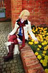 Alois behind the mirror by ToraCosplayers