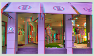 Bogner 3D ::: HDR Anaglyph Stereoscopy by zour