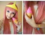 Princess Bubblegum by Helen-Stifler
