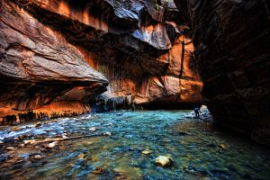 The Narrows by Jason-Little