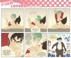 Pink Lovers 48 -S5- VxB doujin by nenee