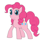 HUB Game - Pinkie Pie Standing GIF by Gamekirby