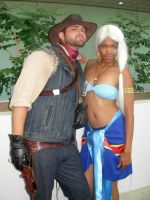 Kida Red Dead Redemption by xAleux