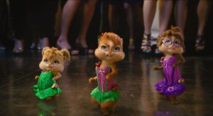 The Chipettes by SumUglyPeople