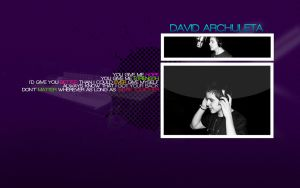 David Wallpaper 2 by mikeygraphics