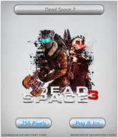 Dead Space 3 - Icon 3 by Crussong