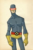 First Class Cyclops by paulorocker