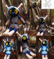 Joris Plushie by Avi-the-Avenger