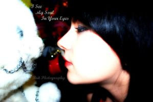 My Soul Through Your Eyes by Wakeuphatesgirl