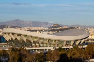 Stadium peace and friendship - Greece by upteam