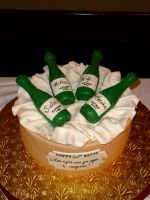 wine basket cake by pinkshoegirl