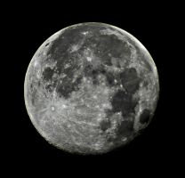 Moon 14 Aug 11 by cathy001