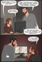 The Last of Us - Computer by Freakorama1
