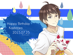 Happy Birthday Kashitaro by kureha-alpha