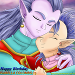 Happy Birthday bella. Kibitoshin x Nishi by Ikro2009
