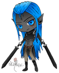 Chibi Kyras by Mathis-Rose