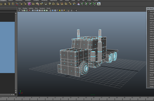Vehicle modeling by HellAcolyte