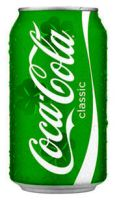 St. Patrick's Day Coke by Feenster64