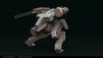 Metal Gear Rex by Avitus12 by Avitus12