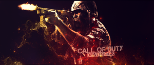 Call Of Duty Signature by DeathB00K
