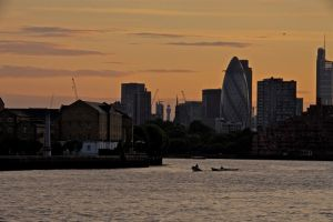 London view by yalsaibie