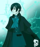 turquoise Ciel by Ita-tyan