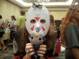 Female Jason by ThatOtherFangirl