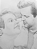 Me and my love Original by Strooitje