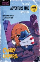 ADVENTURE TIME: Candy Capers #4 variant cover by TheWoodenKing