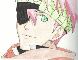 Lavi from D.Gray-Man by Kimi-Note