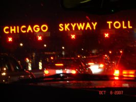 Chicago Skyway by TravisKeaton