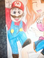 danni mario by anime-lover64