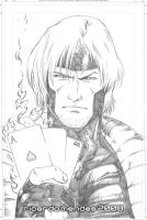 Gambit sketch by ricardomendes