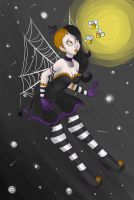 Halloween Witchie Fairy by FlavorlessMuffin