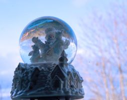 Snow Globe 2011 by Kaz-D