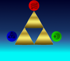 Triforce by YueLoverForever